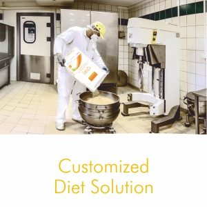 Lab Animal Diet Customized