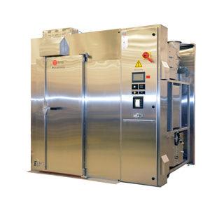 Dry heat sterilizers